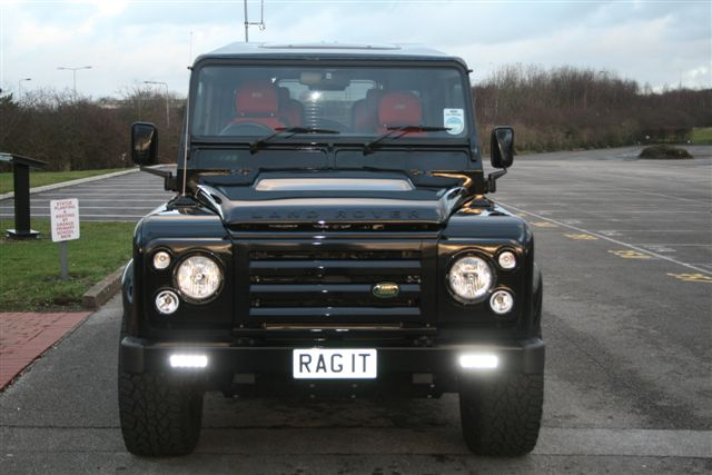 Bespoke Defenders Brittle Motor Group