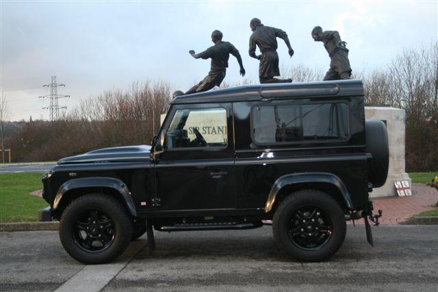 Bespoke Defenders Brittle Motor Group