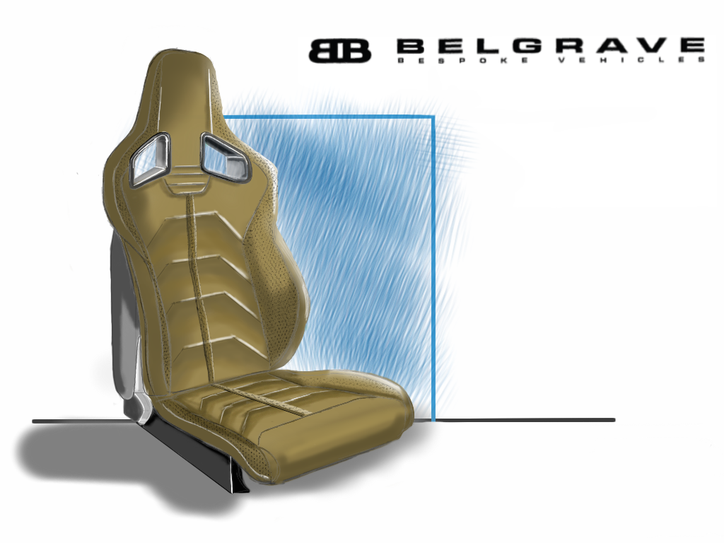 First Pictures Of Belgrave Bespokes Silverstone Seating