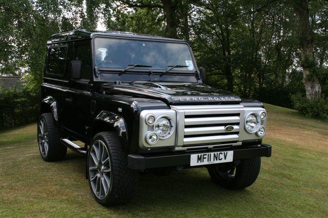 Land Rover Defender Hub Adaptor Convertor For Alloy
