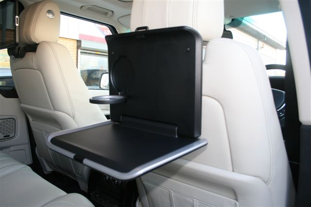 Rear Folding Table For Rear Car Passengers By Belgrave