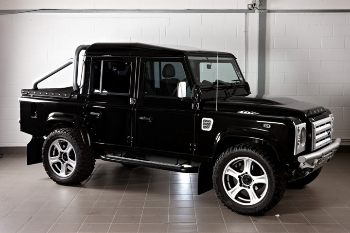 Defender Thor 110 Xs Double Cab Pick Up 2011 My