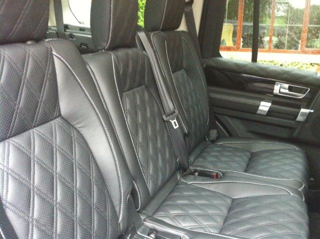 Upgraded Nappa Leather For Land Rover Discovery 4 Hse