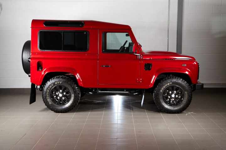Defender 90 Xs Station Wagon With Belgrave Bespoke