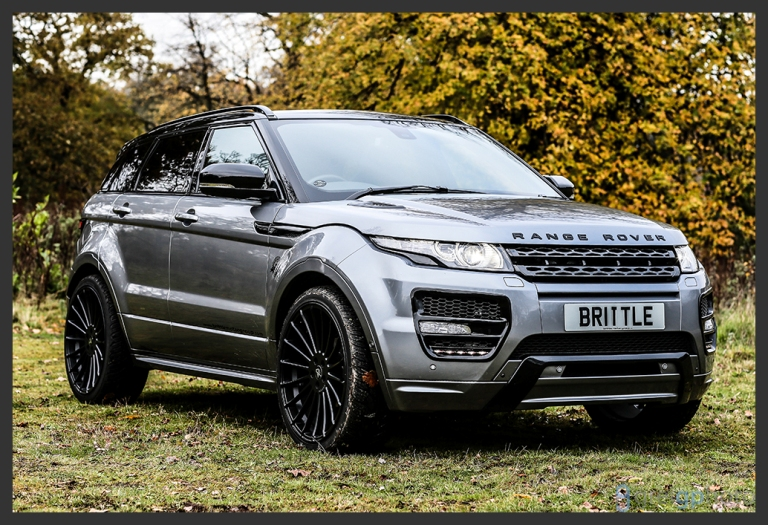 Evoque 2 2 Sd4 Dynamic Plus Amp Lux Pack Automatic 4wd 5