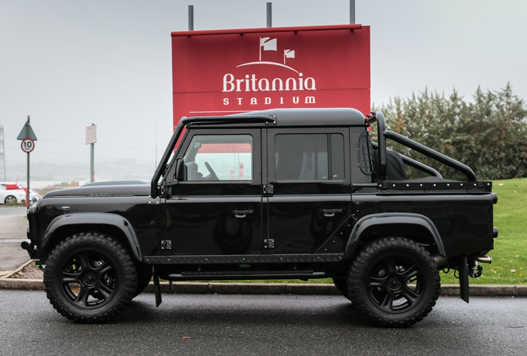 Defender Thor 110 Xs Double Cab Pick Up Dcpu 2015 My