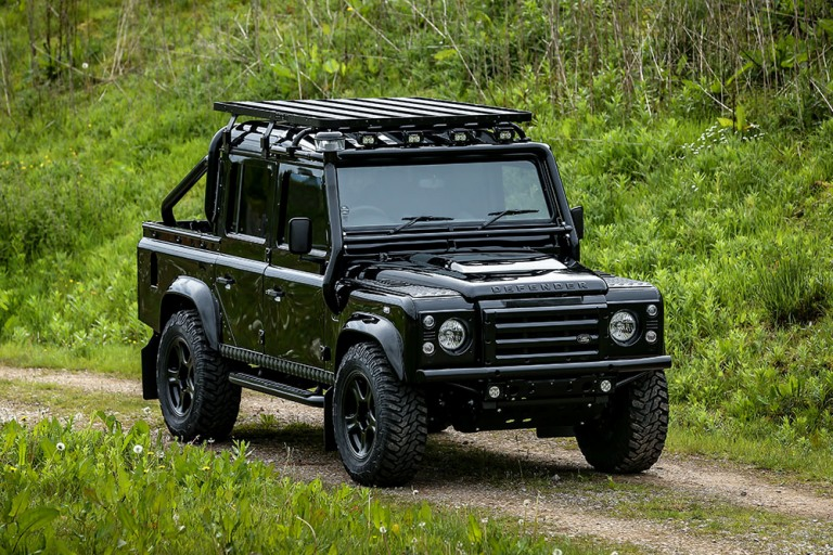 Defender Thor 110 Xs Double Cab Pick Up Dcpu 2014 My