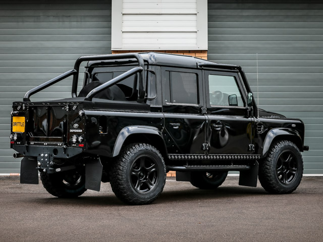 Land Rover Defender Automatic >> DEFENDER THOR 110 XS DOUBLE CAB PICK UP / DCPU (2015 MY/41995) - Brittle Motor Group