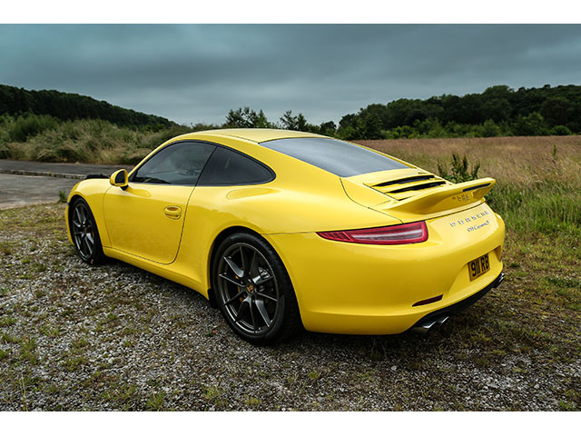 911 991 Carrera S 3 8 Coupe Pdk Exclusive Sport Design