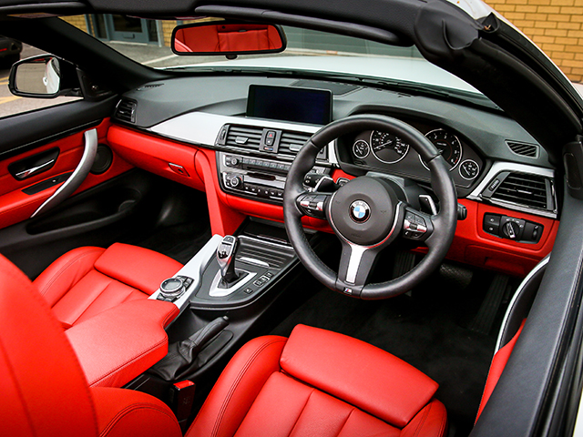 420d M Sport Convertible 184bhp Brittle Motor Group