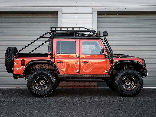 defender thor spectre styled big foot 110 xs double cab pick up dcpu 2014 my 81995 brittle. Black Bedroom Furniture Sets. Home Design Ideas