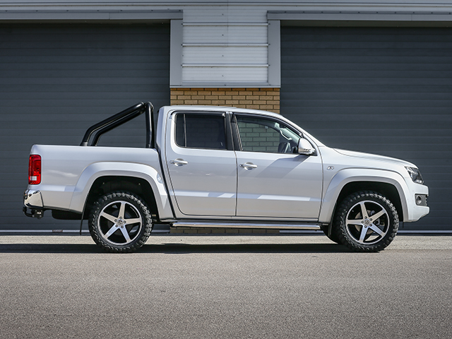 "AMAROK HIGHLINE 2 0 BiTDI Automatic 4MOTION BMT ""RICH BRIT"
