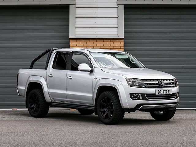 Amarok Highline 2 0 Bitdi Automatic 4motion Bmt Rich Brit