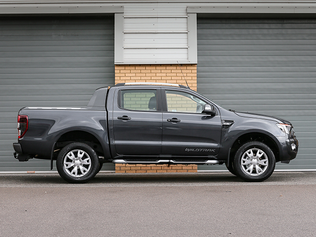 ranger wildtrak 3 2 tdci automatic cab up