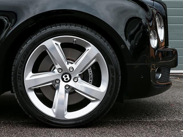 Mulsanne Speed V8 6 75 2016 My Brittle Motor Group
