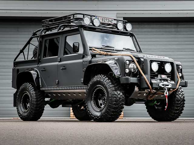 Defender Thor Spectre Styled Rich Brit Ultimate Edition