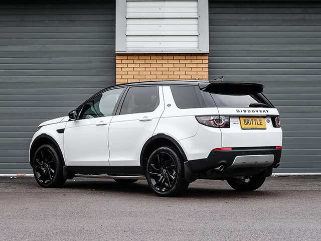 discovery sport hse luxury sd4 2 2 5 2 seating automatic 190 bhp brittle motor group. Black Bedroom Furniture Sets. Home Design Ideas