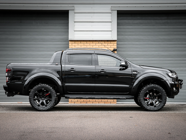 Ranger wildtrak 32 tdci automatic rich brit nemesis top gun ranger wildtrak 32 tdci automatic rich brit nemesis top gun ultimate blackout edition raptor styled 2 suspension lift programme nappa leather mozeypictures Gallery