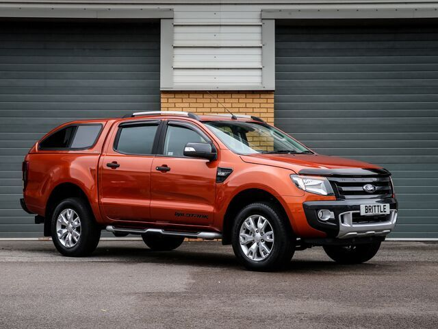 Ford Ranger Canopy >> RANGER WILDTRAK 3.2 TDCi AUTOMATIC DOUBLE CAB PICK UP + CANOPY (2015MY) - Brittle Motor Group