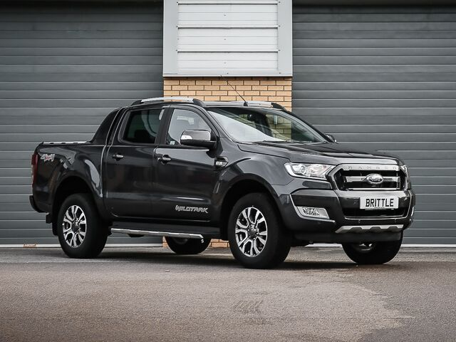New Ford Ranger Cost >> RANGER WILDTRAK 3.2 TDCi AUTOMATIC DOUBLE CAB PICK UP (2016MY/NEW SHAPE) - Brittle Motor Group