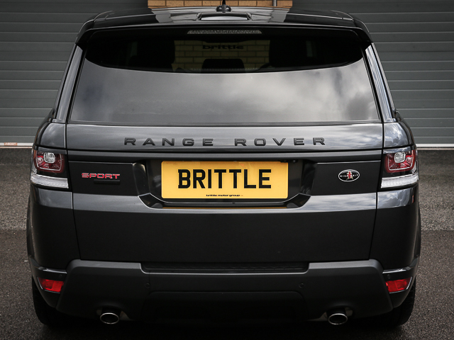 Range Rover Autobiography >> SPORT SDV6 3.0 HSE DYNAMIC STEALTH PACK (2016MY/306BHP ...