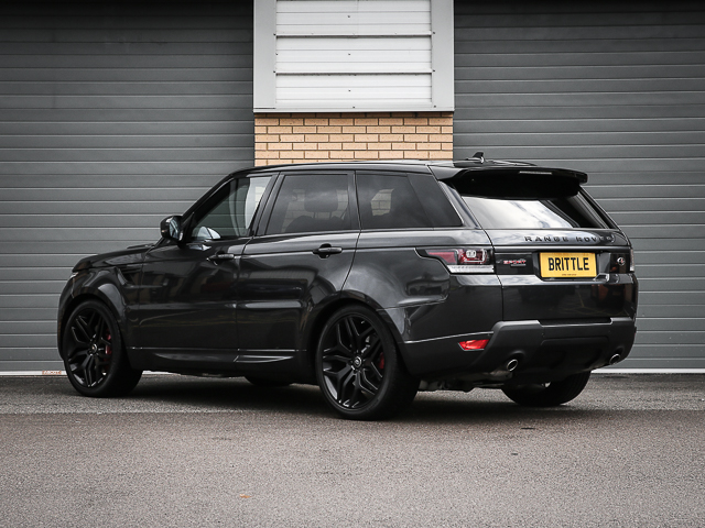 Sport Sdv6 3 0 Hse Dynamic Stealth Pack 2016my 306bhp Brittle