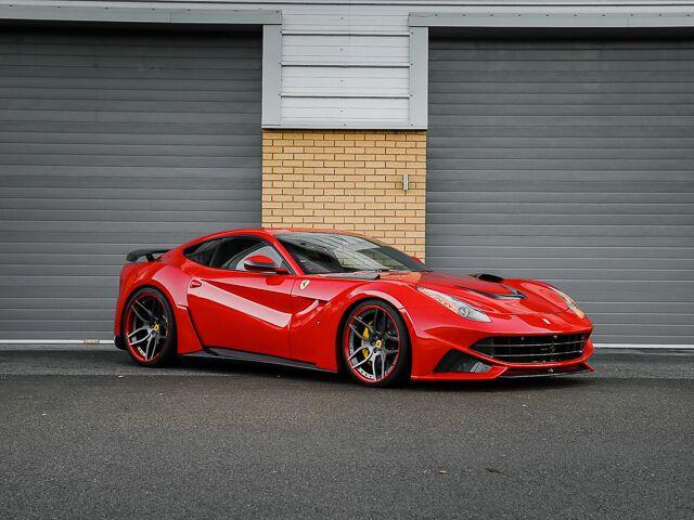 F12 Berlinetta Novitec Rosso N Largo 774 Bhp Brittle Motor Group