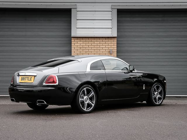 Rolls Royce Diamond Black Paint Code