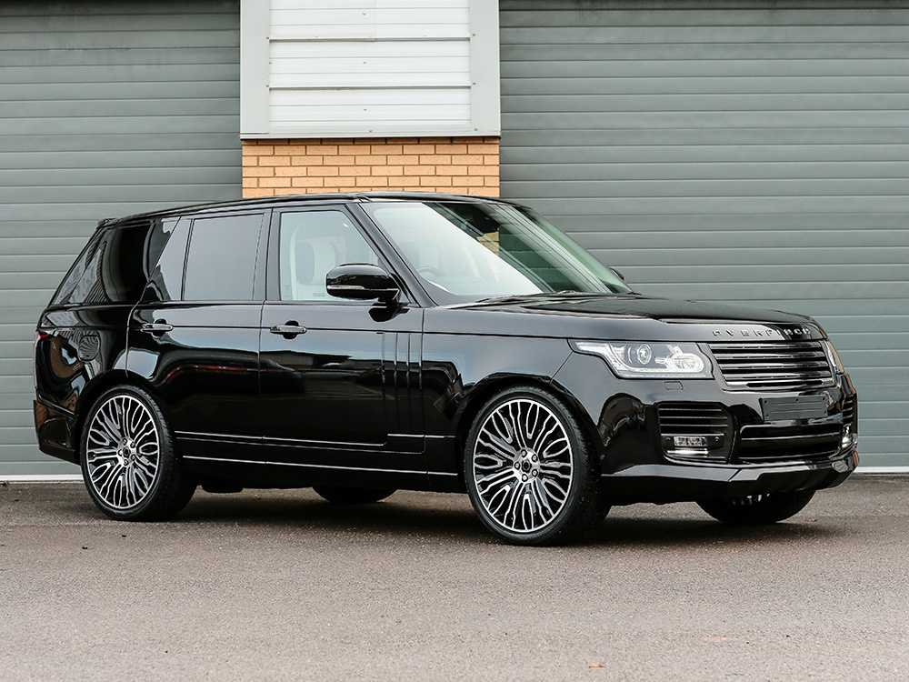 Range Rover L322 Autobiography >> OVERFINCH SDV8 4.4 AUTOBIOGRAPHY (L405/2015MY) - Brittle Motor Group