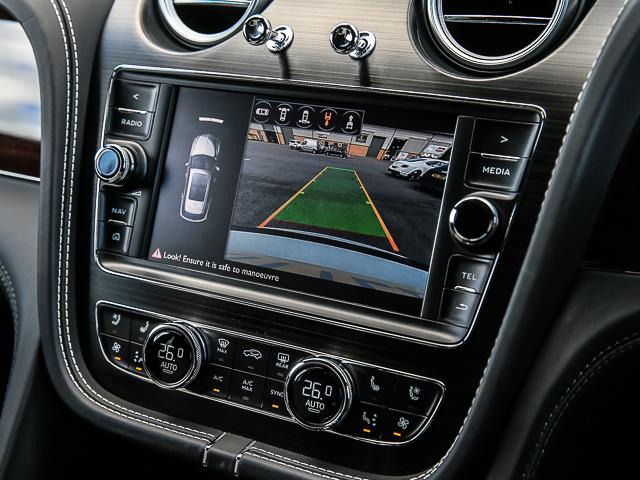 Bentayga Blackline Mulliner Driving Specification V8 4 0