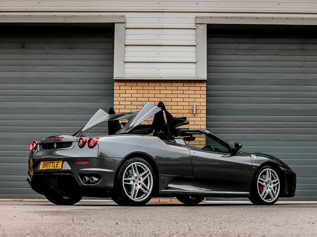 F430 Spider 6 Speed Manual Brittle Motor Group