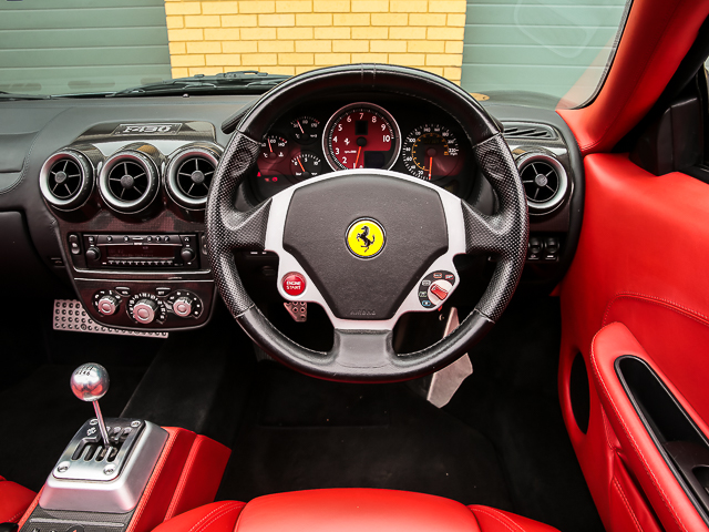 ferrari f430 6 speed manual