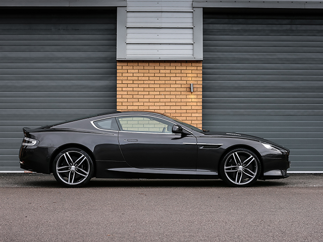 DB9 COUPE 2+2 V12 6.0 TOUCHTRONIC 2 - Brittle Motor Group
